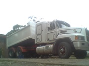 +TIPPER TRUCK+ 1995 MACK E-7 427HP ELITE CH/SLEEPER CAB/2 MONTHS REDGO