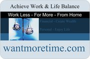 Create your own Work & Life Balance