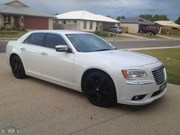 CHRYSLER 300c 2012  8 speed Sports Automatic KMC 20