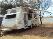 17ft JAYCO DESTINY POPTOP CARAVAN