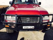 1997 Toyota 4.2 Toyota landcruiser 80series gxl