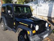 2006 JEEP wrangler 2006 Jeep Wrangler Golden Eagle Special edition
