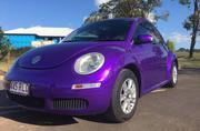 Volkswagen Beetle 2007 Volkswagen Beetle Miami 9C Manual MY07