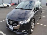 2011 HONDA 2011 Honda Odyssey Luxury Auto MY11