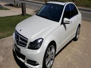 2012 mercedes-benz 2012 Mercedes-Benz C250 CDI BlueEFFICIENCY Eleganc
