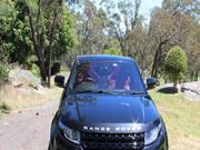 2012 land rover 2012 Land Rover Range Rover Evoque TD4 Dynamic Aut