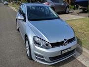 volkswagen golf 2013 Volkswagen Golf 90TSI Comfortline 7 Auto