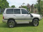 Toyota Land Cruiser 257000 miles