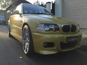 Bmw M3 2001 BMW M3 E46 Auto